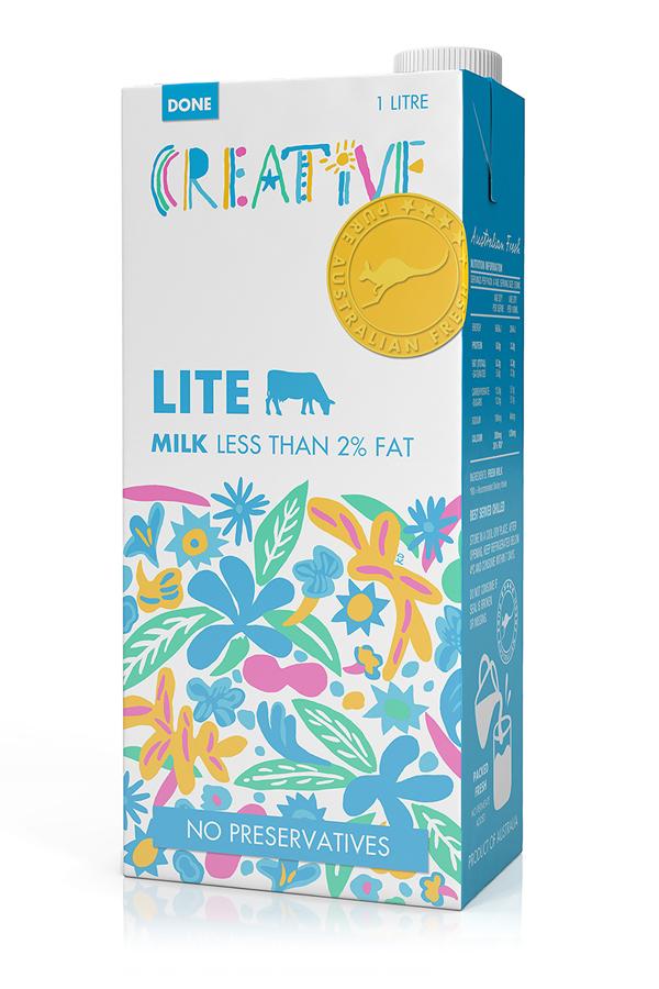 Lite Milk